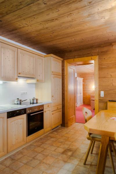 Apartment Arnika Küche