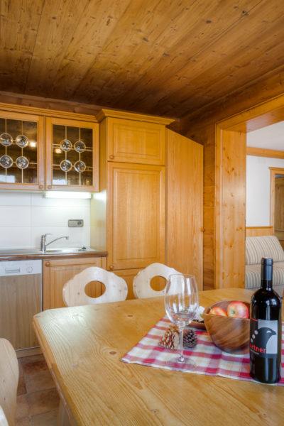Apartment Glockeblume Küche